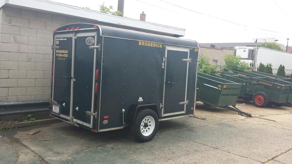 Broderick Moving Center