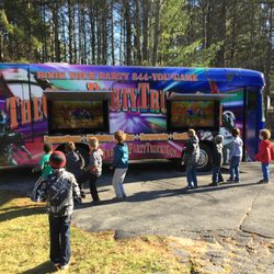 Game Party Truck Maine