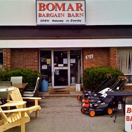 Bomar Bargain Barn Furniture Shops 311 Steeles Avenue E Milton On Canada Phone Number