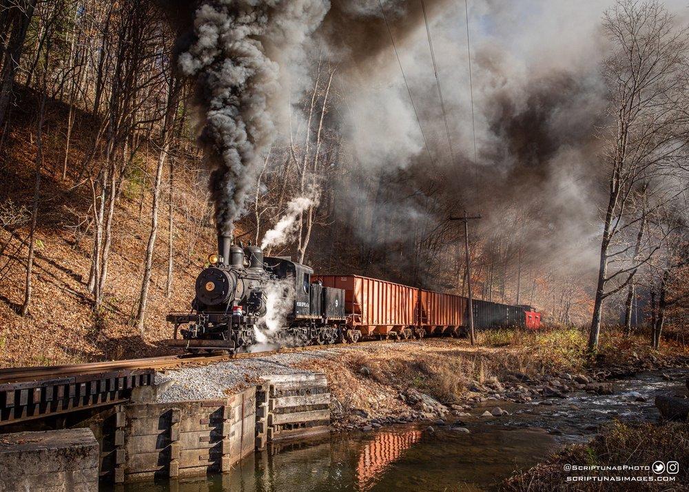 Cass Scenic Railroad: 12363 Cass Rd, Cass, WV