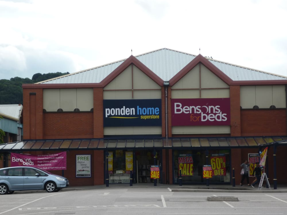Ponden Home Superstore CLOSED Home Decor Unit A Mostyn Champneys Retail