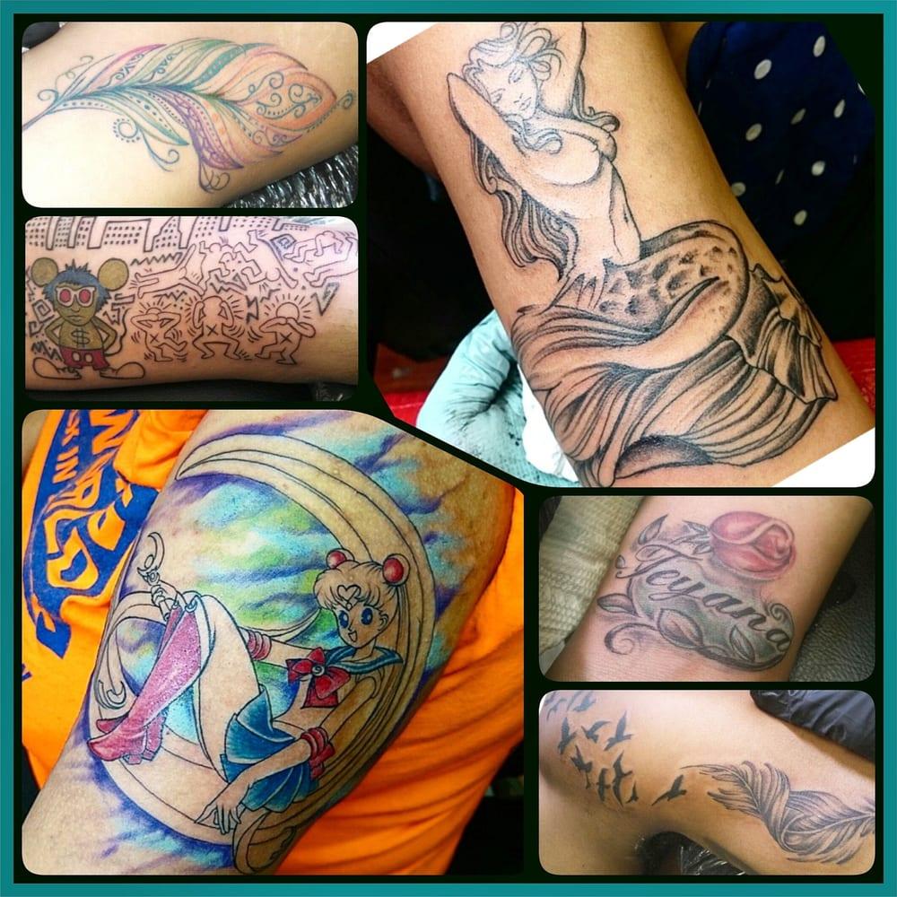 Illustrator ink closed 29 photos tattoo 1007 for Club ink tattoo brooklyn