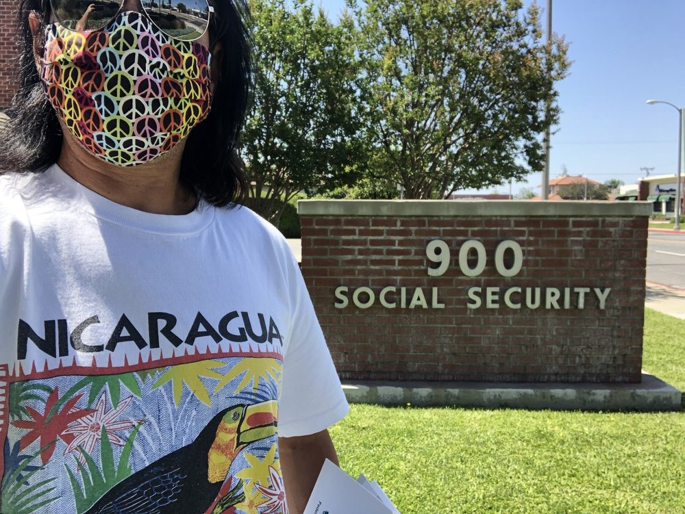 Social Security: 900 S Garfield Ave, Alhambra, CA