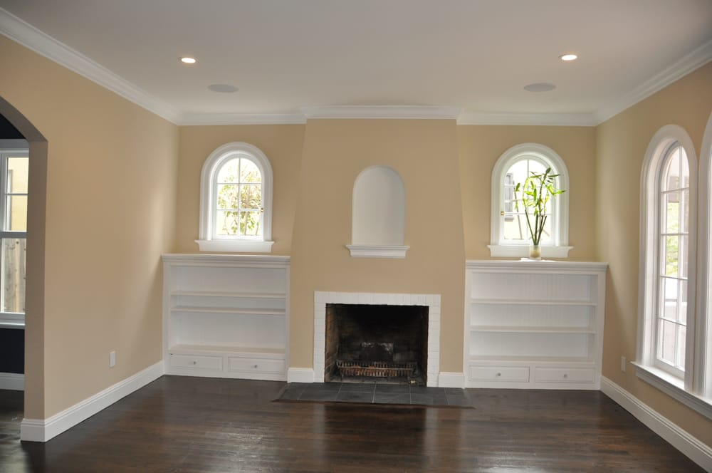 Photo Of Doherty Restoration San Francisco Ca United States Interior Paint