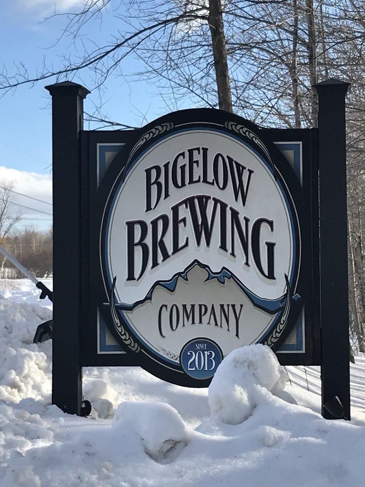 Bigelow Brewing Company: 473 Bigelow Hill Rd, Skowhegan, ME