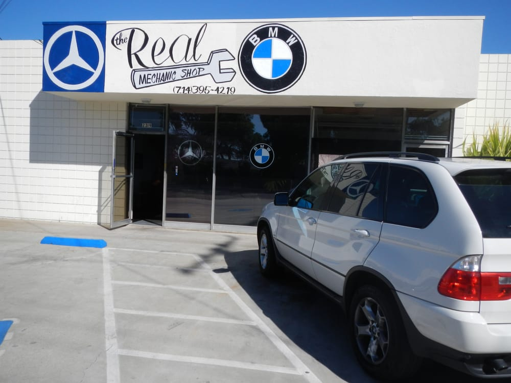 The Real Mechanic Shop: 2319 W Commonwealth Ave, Fullerton, CA