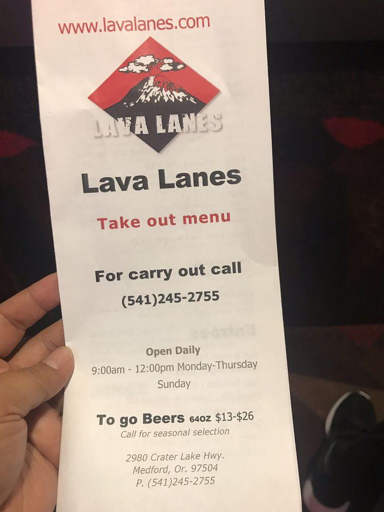 Lava Lanes
