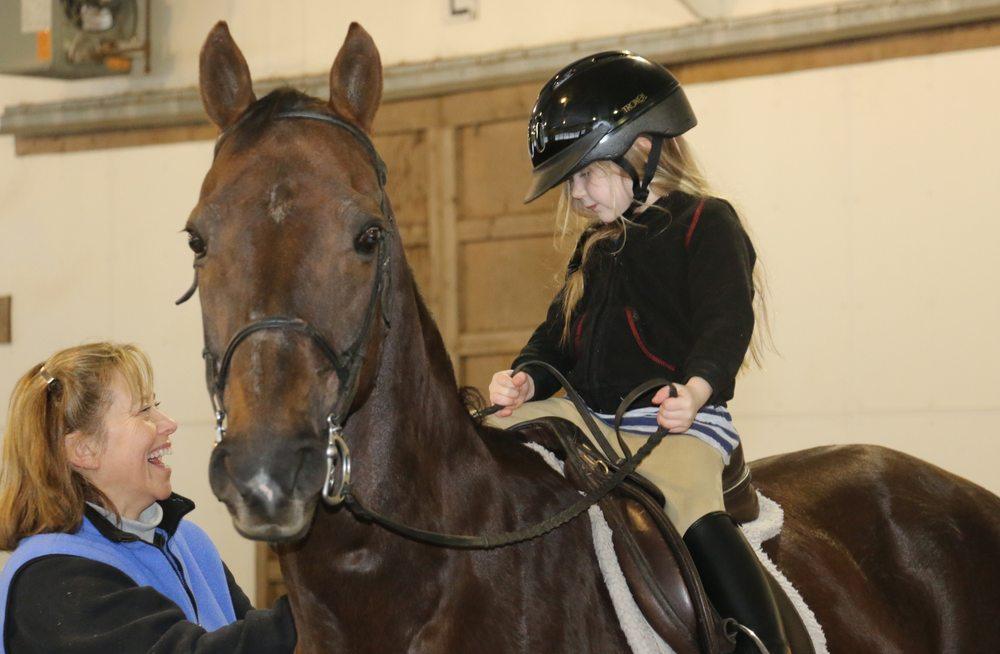 Chrislar Farm & Equestrian Center: 944 Haverhill St, Rowley, MA