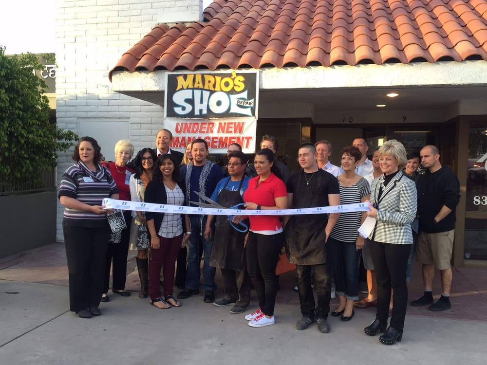 Mario S Shoe Repair Grand Opening Yelp