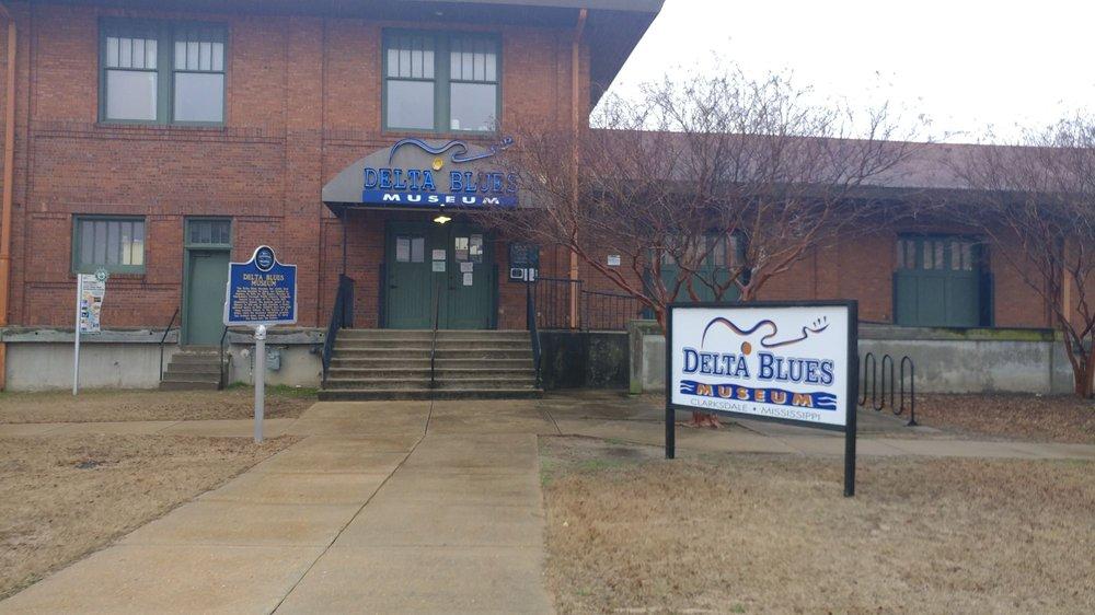 Delta Blues Museum Gift & Book Shop: 100 Blues Alley Ln, Clarksdale, MS