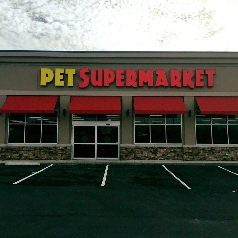 Pet Supermarket: 1001 Odum Rd, Gardendale, AL
