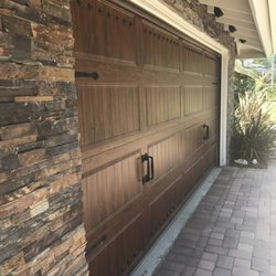 Photo of Protech Garage Doors - Corona CA United States. New door just & Protech Garage Doors - 100 Photos \u0026 121 Reviews - Garage Door ...