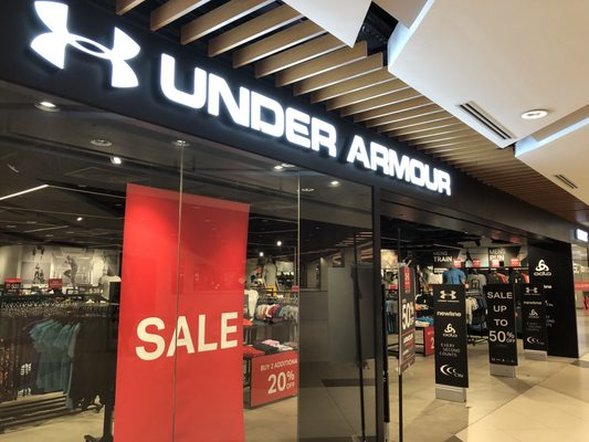 under armour discount