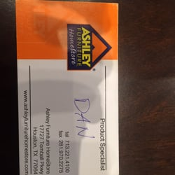 Photo Of Ashley Furniture Homestore   Tomball, TX, United States. Card