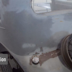 Photo of Auto Tech Services - Mansfield, TX, United States. Paint Repair -