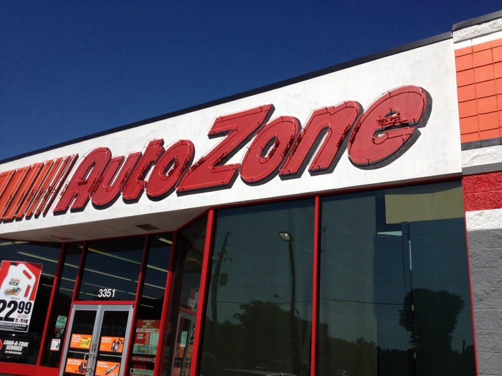 AutoZone Auto Parts: 3351 S Conway Rd, Orlando, FL