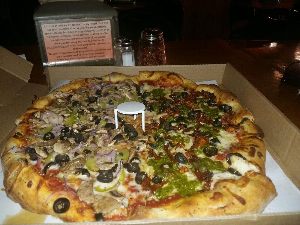 Andrew's Pizza: 310 SW Second St, Stevenson, WA