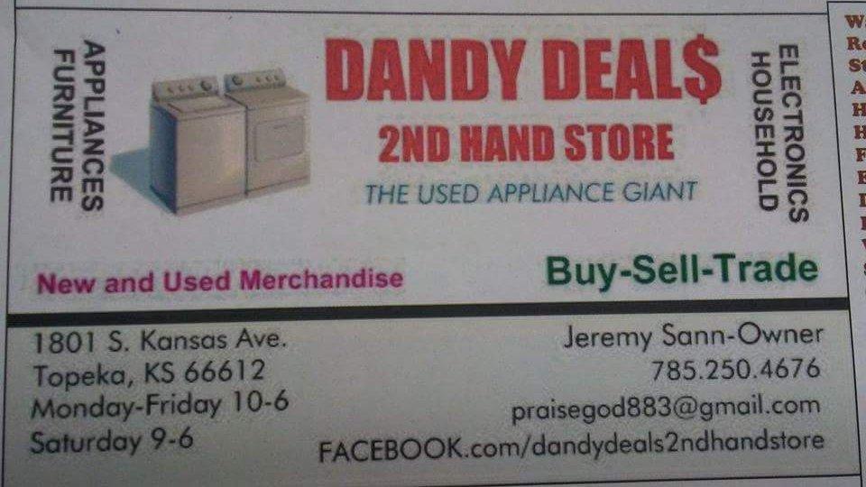 dandy deals topeka kansas
