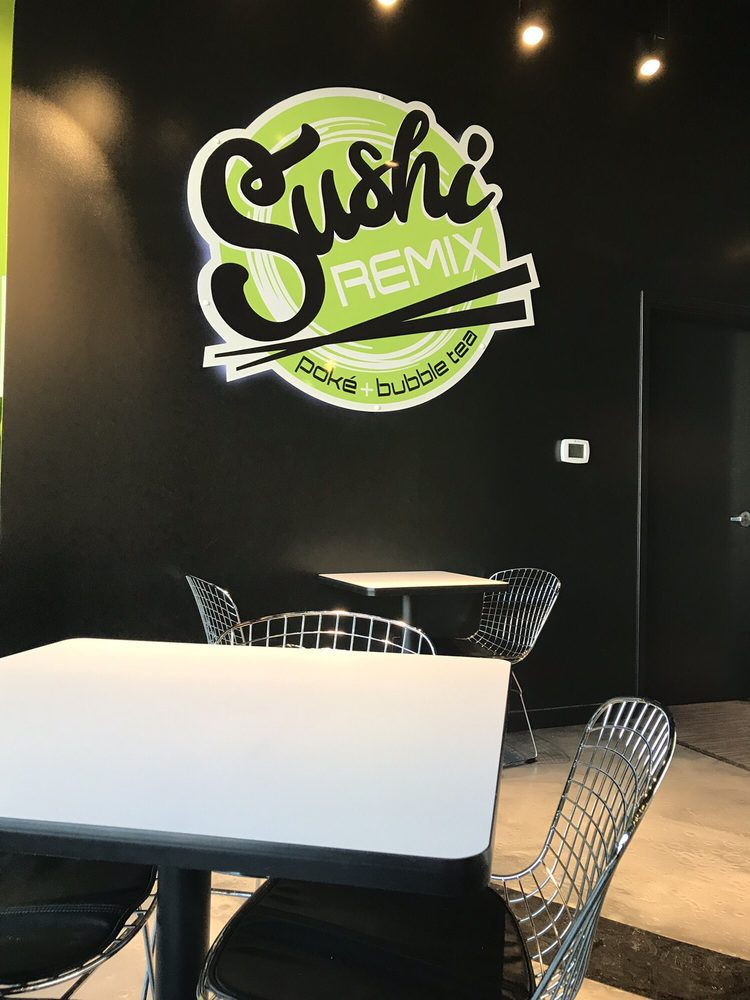 Sushi Remix: 152 Uptown Dr, Bay City, MI