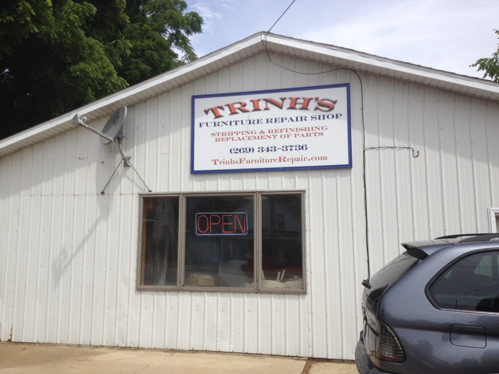 Trinh's Furniture Repair: 108 W Cork St, Kalamazoo, MI
