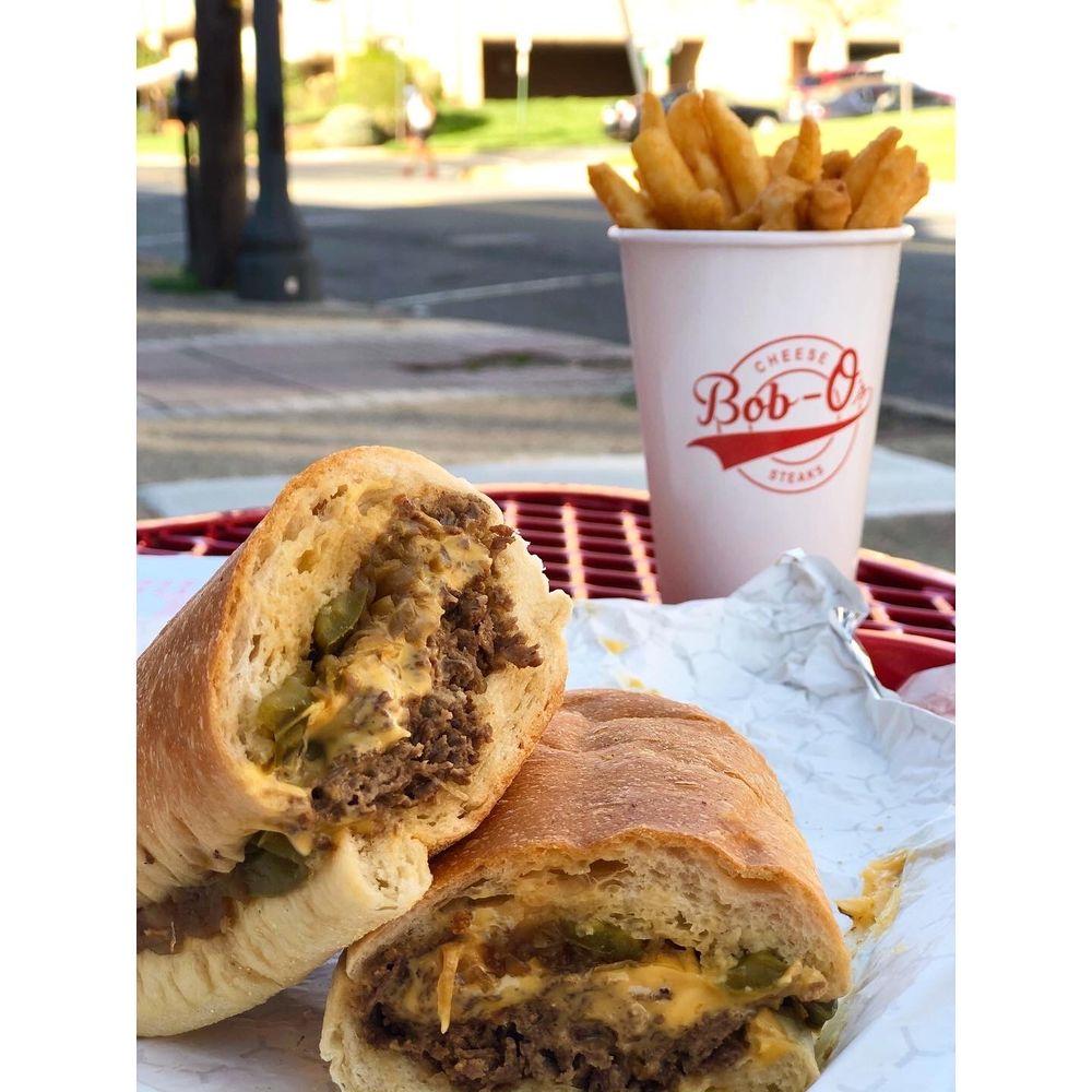 Bob-O's Cheesesteaks: 252 Main St, Ridgefield Park, NJ