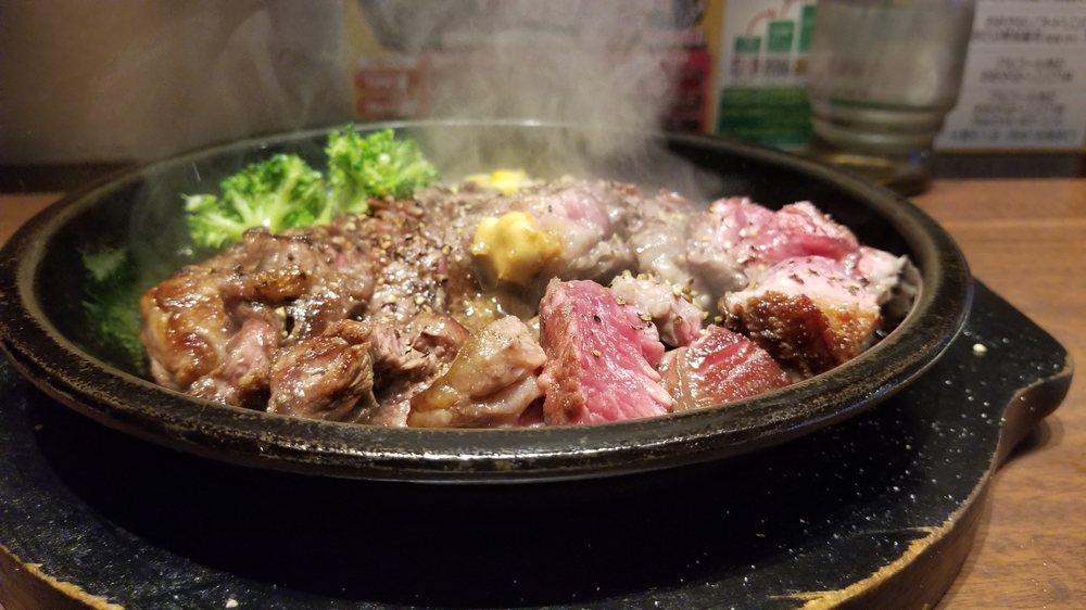 Ikinari Steak Kyoto Kawaramachi Sanjo