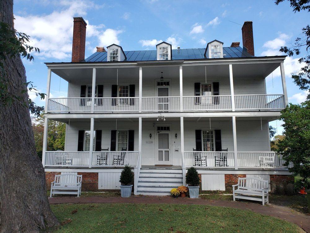 New Bern Historical Society: 511 Broad St, New Bern, NC