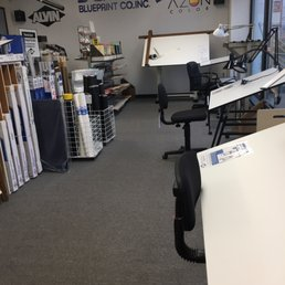 Seneca blueprint get quote 14 photos art supplies 3360 photo of seneca blueprint buffalo ny united states drawing tables chairs malvernweather Gallery