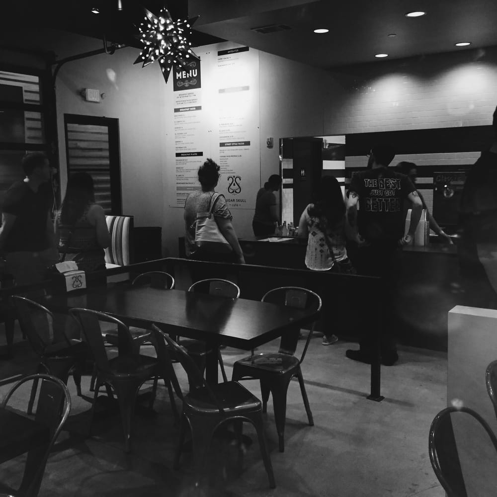 Trinity Cafe Dallas Tx