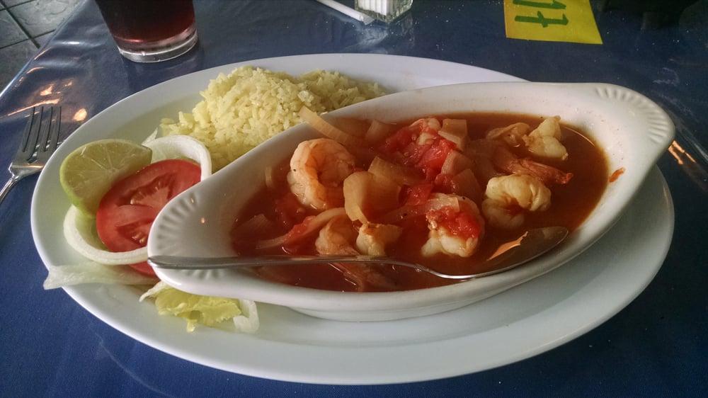 El Golfo De Mexico Seafood Restaurant