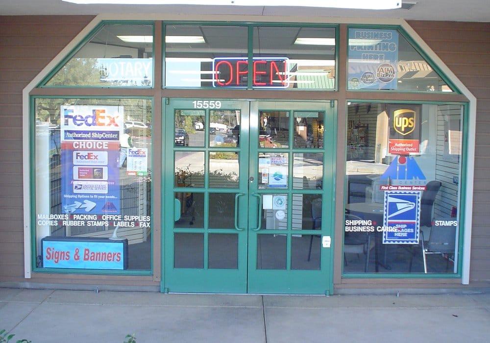 AIM Mail Center: 15559 Union Ave, Los Gatos, CA