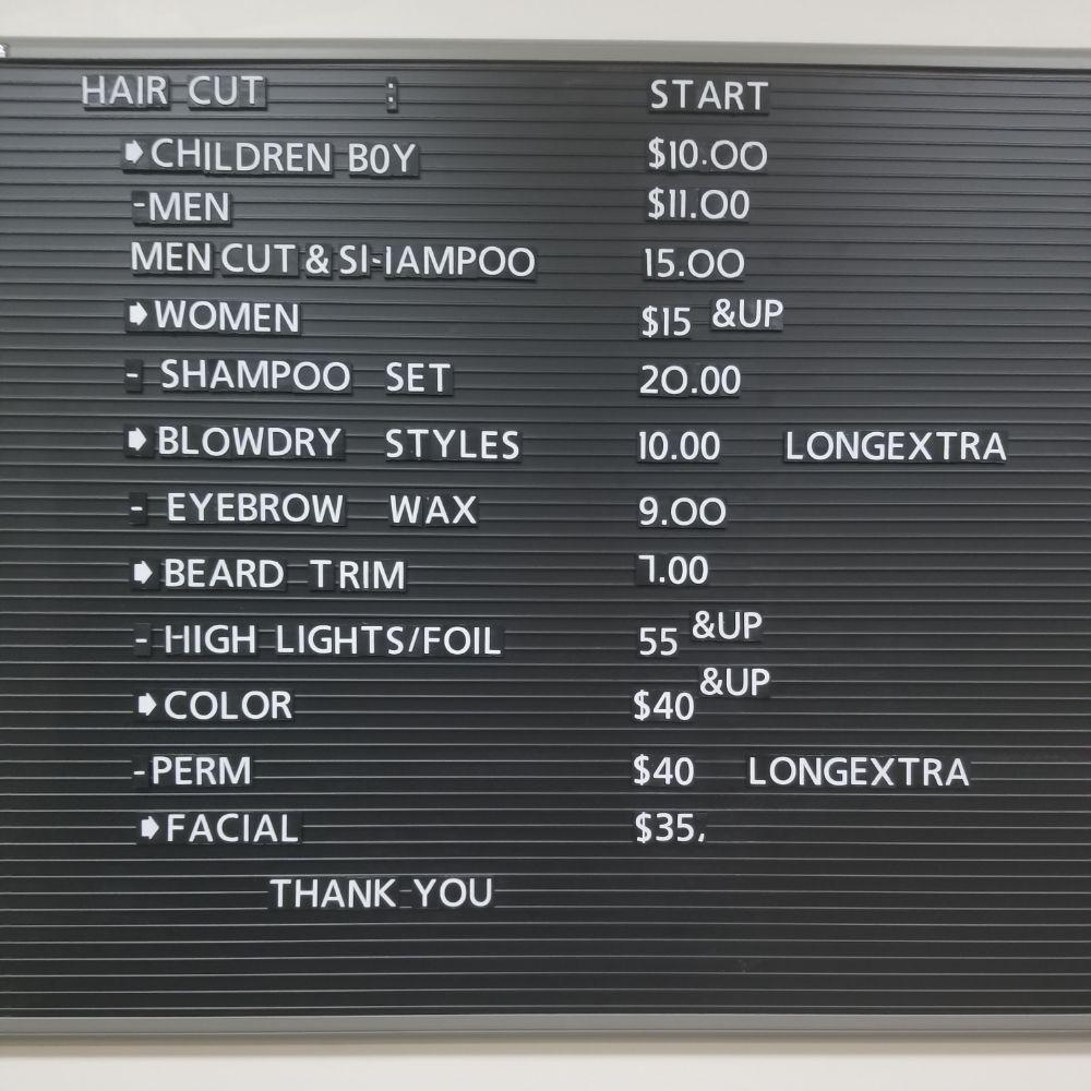 New Hair Salon: 12638 164th Ave SE, Renton, WA