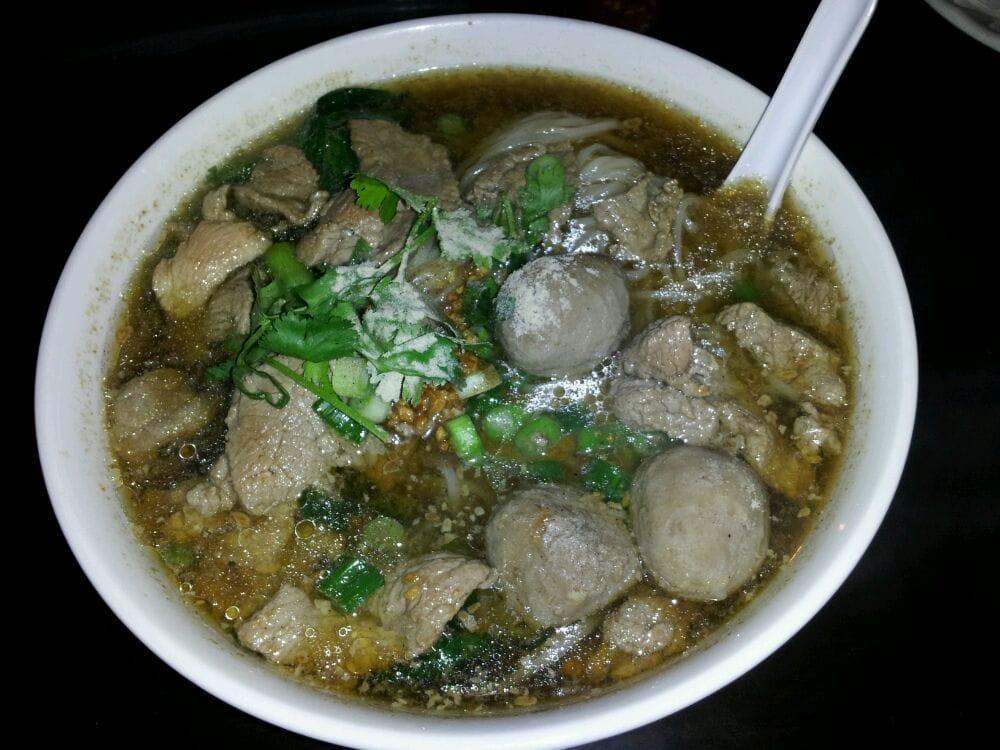 O Chai Thai Restaurant Los Angeles Ca