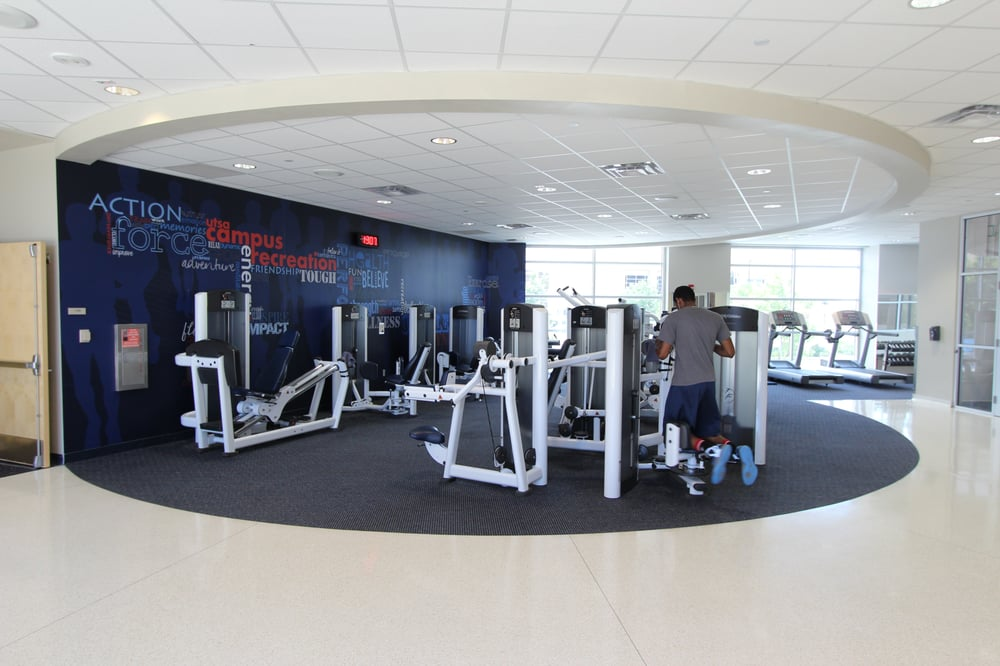 UTSA Campus Recreation