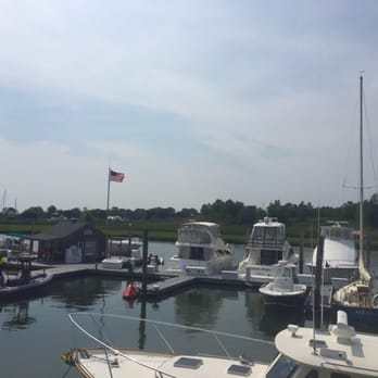 Photo Of Boom Restaurant Westbrook Ct United States Marina View At