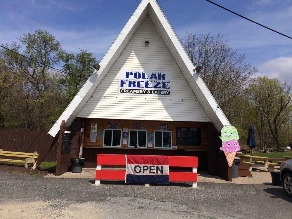 Sundaes Ice Cream: 544 N Bridgeville Rd, Belvidere, NJ