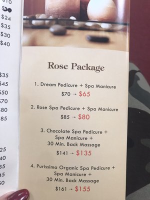 Rose Nails & Spa 298 Eastern Blvd Canandaigua, NY Beauty & Day Spas ...