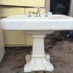 Bathroom Sinks In Anaheim Ca armstrong's antique plumbing & lighting - antiques - 2820 w orange