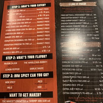 The Boiling Crab - 1769 Photos & 2290 Reviews - Seafood