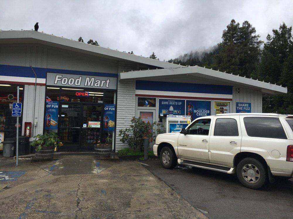 Boulder Creek American Gas: 13211 Hwy 9, Boulder Creek, CA