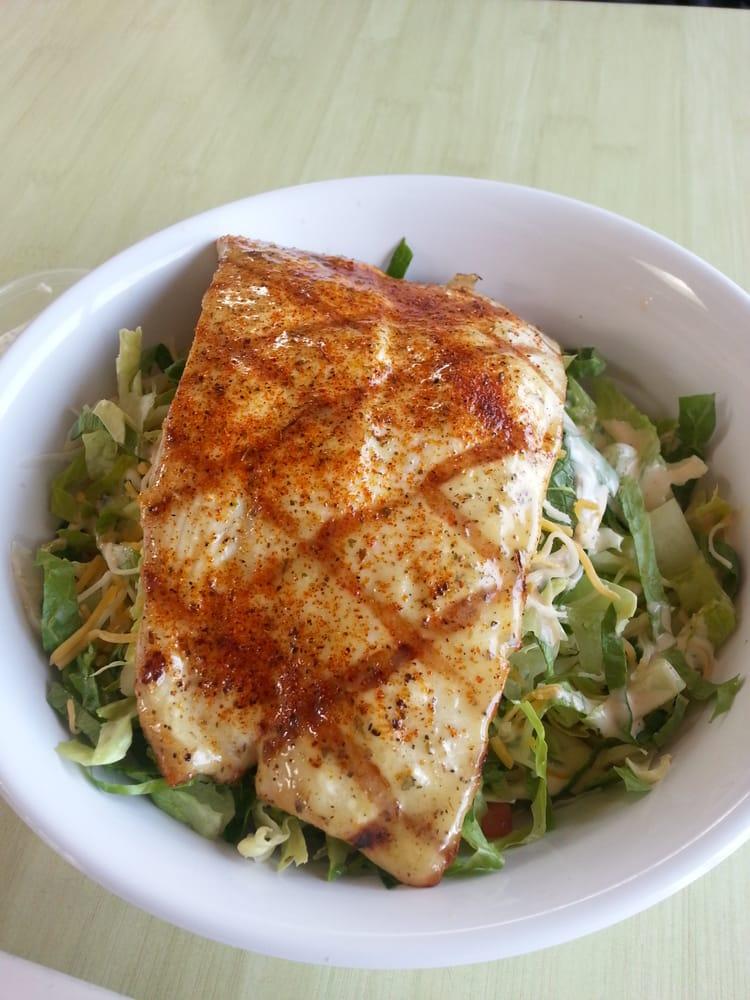 Wahoo fish bowl yelp for Malibu fish grill