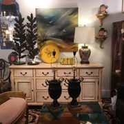 Venetian Mirror Photo Of Melange Fine Furniture Consignment   Atlanta, GA,  United States. Nottingham Pine
