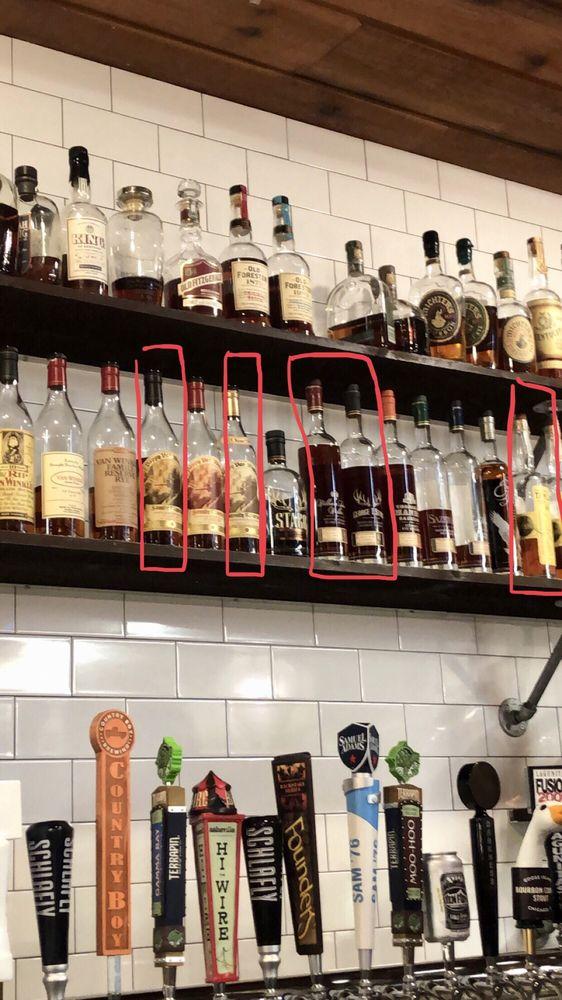 Social Spots from J's Liquor