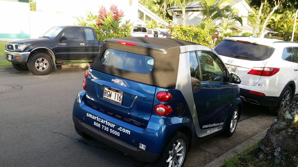 Smart Car Rentals Honolulu