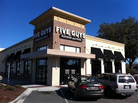 Fast Food Chains In Charleston Sc