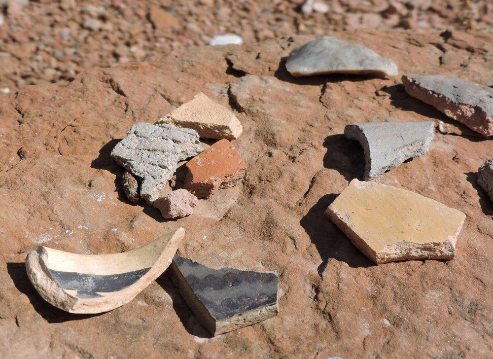 Homolovi Ruins State Park: N Highway 87, Winslow, AZ