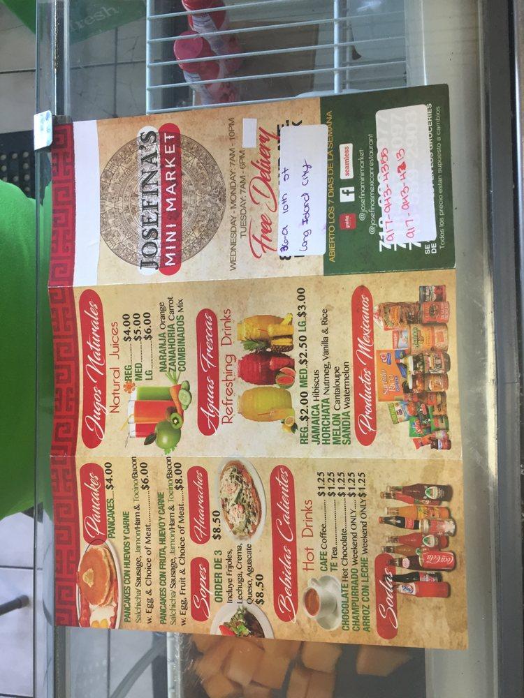 Josefina's Mexican Restaurant: 36-01 10th St, Long Island City, NY