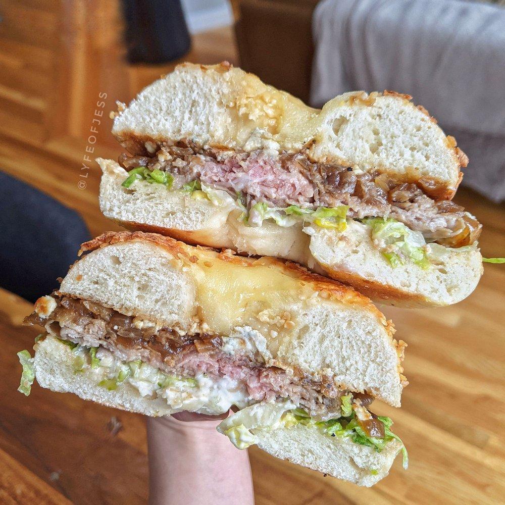 Bruchelle's Bagel Bistro: 16340 SE 256th St, Covington, WA