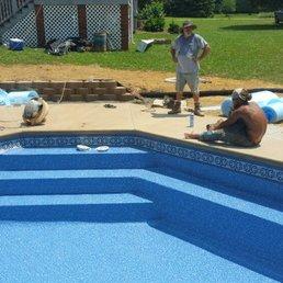 Photo Of Backyard Oasis Pools And Construction   York, SC, United States.  Custom