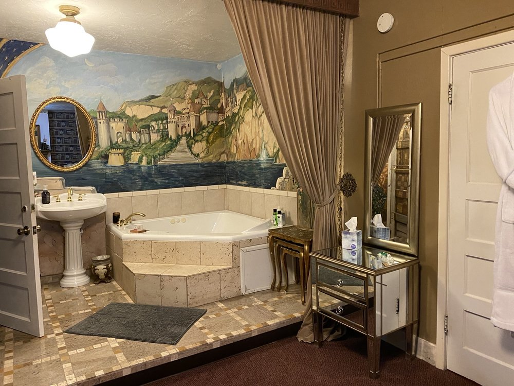 Greystone Manor: 187 S 2nd Ave W, Lava Hot Springs, ID
